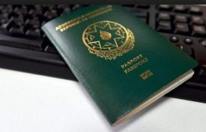 The inauguration ceremony was held for individuals admitted to citizenship of Azerbaijan